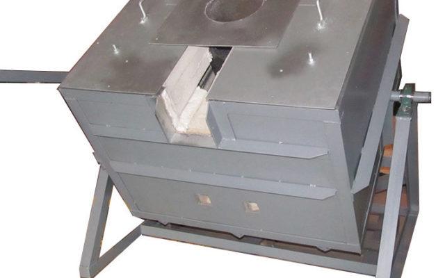 Электрическая плавильная печь сопротивления ETF-A80