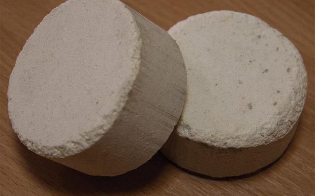 SA-FLUX-0108 - таблетки (флюс таблетированный) для дегазации расплавов