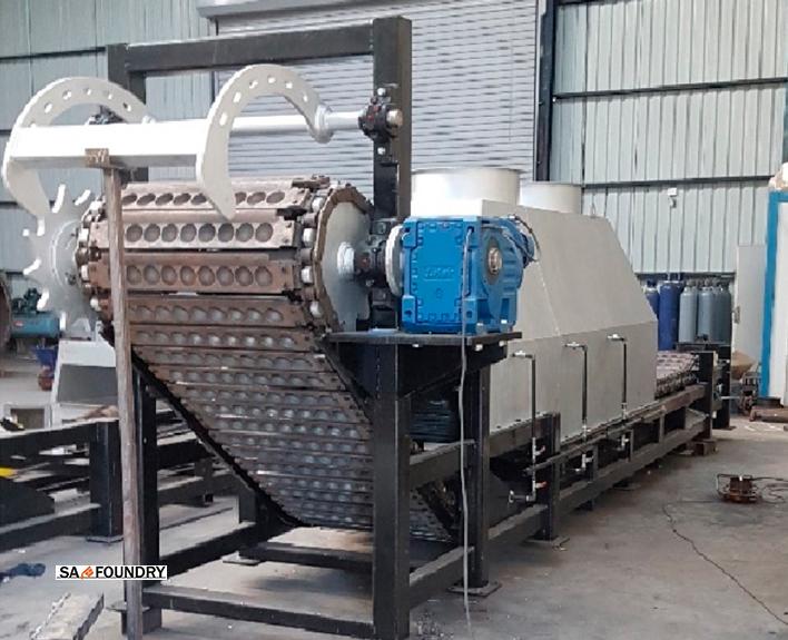 Водяной конвейер привод подвесной конвейер