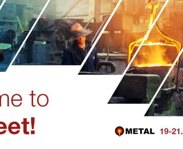 SA-FOUNDRY will take part in METAL 2021